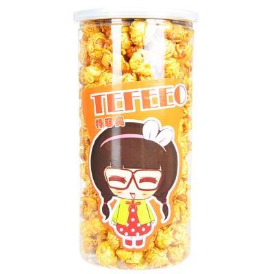 Tefeeo Caramel Flavored Popcorn 150g