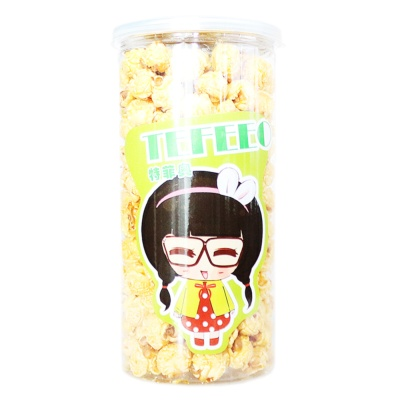 Tefeeo Cheese Flavored Popcorn 150g