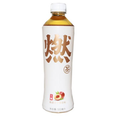 Vibrant Forest Peach Oolong Tea 500ml