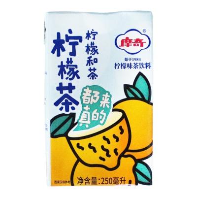 Moqi Lemon Tea Drink 250ml