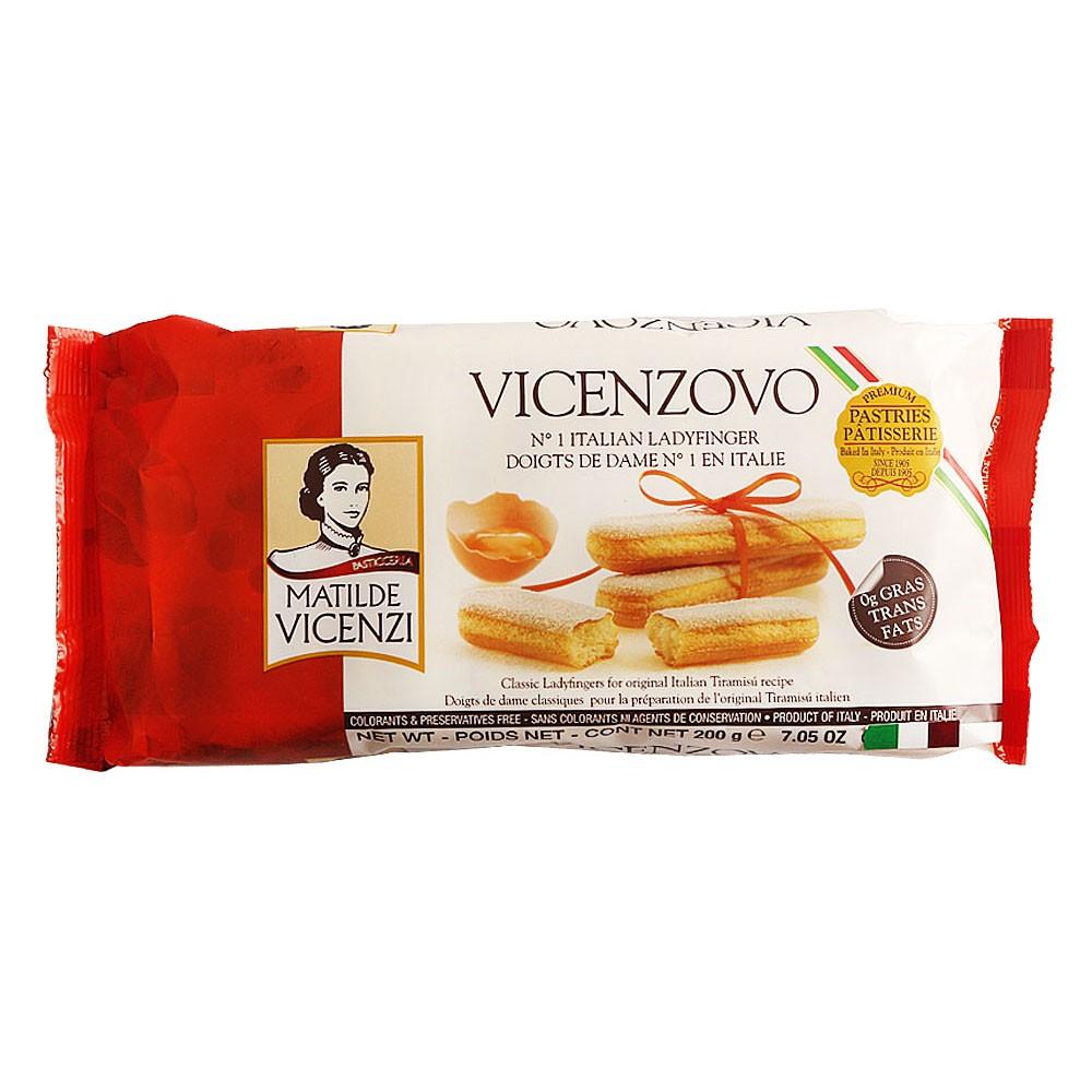Vicenzovo No.1 Italian Ladyfinger 200g
