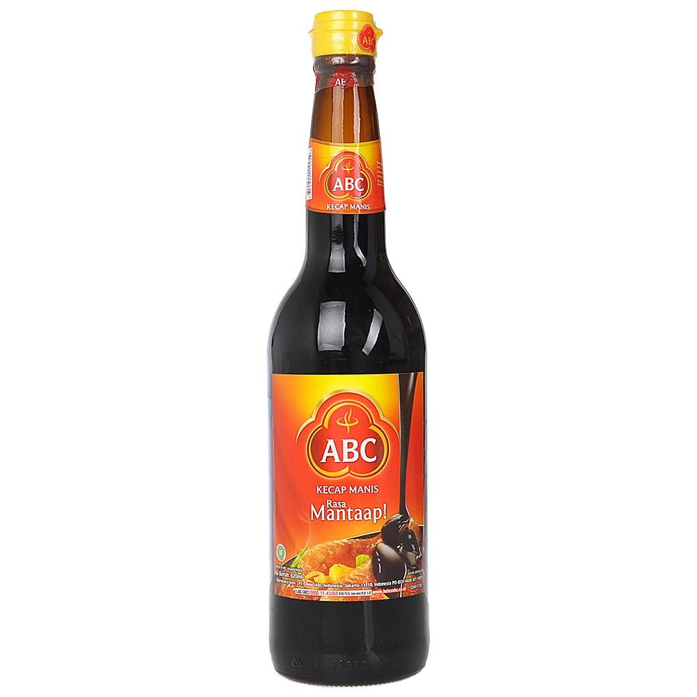 ABC Sweet Soy Sauce 620ml