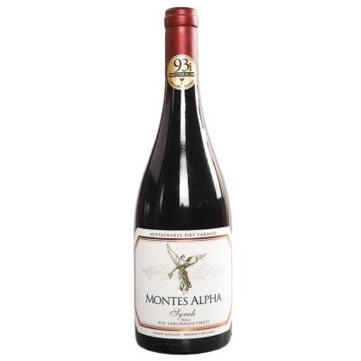 蒙特斯欧法西拉干红葡萄酒 750ml