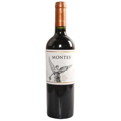 蒙特斯经典玛贝尔干红葡萄酒 750ml