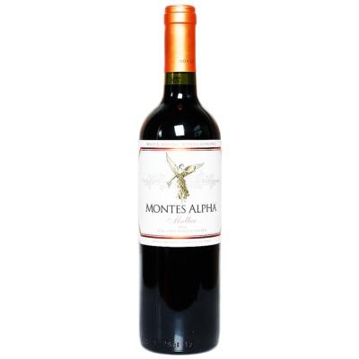 Montes Alpha Malbec Red Wine 750ml