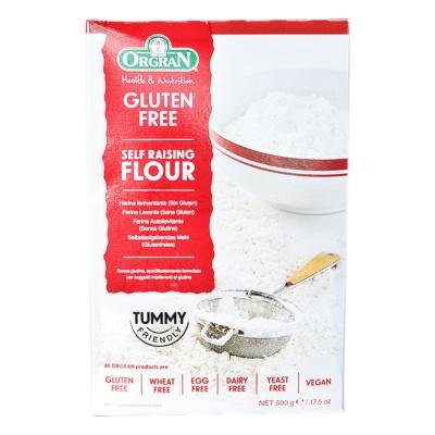 Orgran Selt Raising Flour 500g