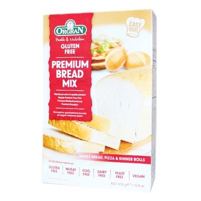 Orgran Premium Bread Mix (Gluten Free) 450g