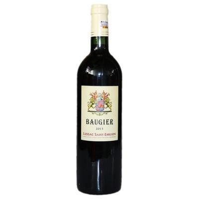 Baugier Lussac Saint Emilion Red Wine 750ml