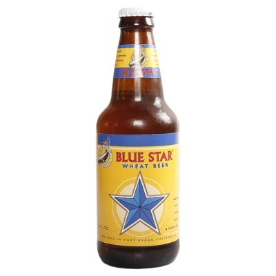 Blue Star Wheet Beer 355ml
