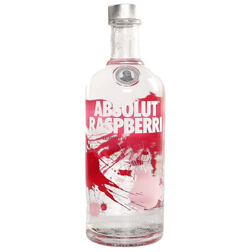 Absolut Vodka Raspberry 700ml