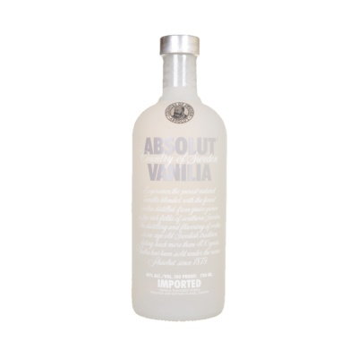 Absolut Vodka Vanilla 750ml