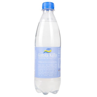 Guttsta Kalla Sparkling Spring Water 500ml