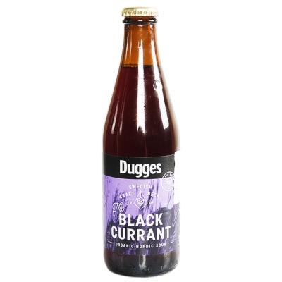 Dugges Organic Nordic Sour-Black Currant 330ml