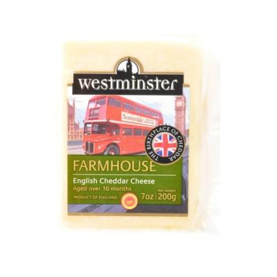 Somerdale Westminster Farmhouse Cheddar 200g