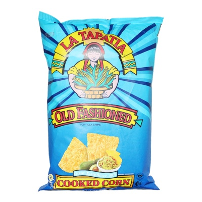 La Tapatia Old Fashioned Tortilla Chip 368.6g