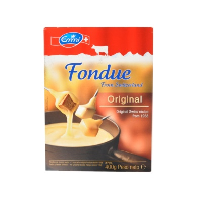 Emmi Original Swiss Cheese Fondue 400g