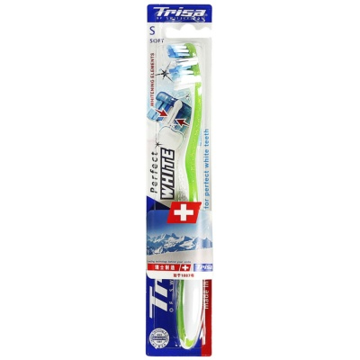 Trisa Toothbrush (Perfect White&Soft) 1p