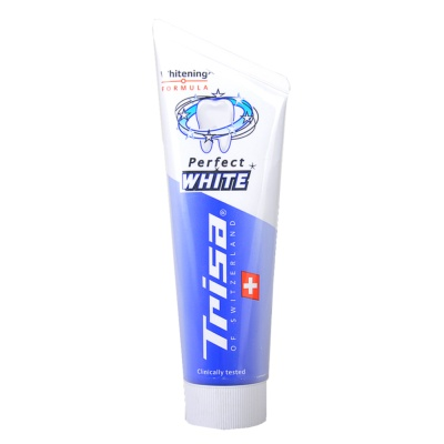 Trisa Perfect White Toothpaste 75ml