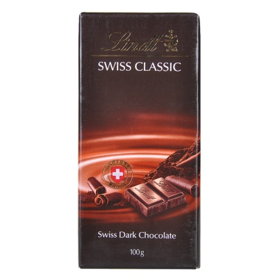 Lindt Dark Chocolate 100g