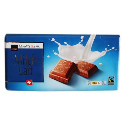 Coop Milk Chocolate 100g