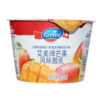 Emmi Swiss Premium Yogurt Mango 100g