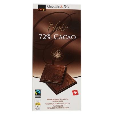 Coop Dark Chocolate(72% Cacao) 100g