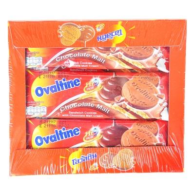 Ovaltine噢哇蒂朱古力夹心饼干 360g