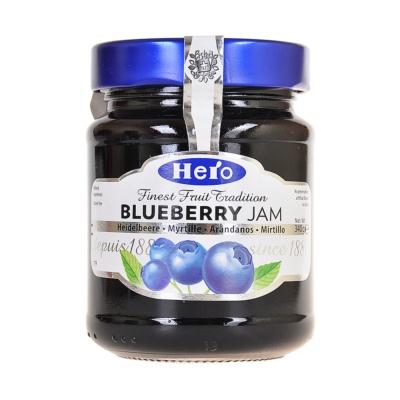 Hero Blueberry Jam 340g