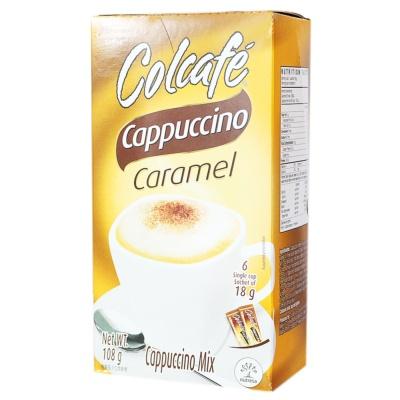 Colcafe Cappuccino Caramel 108g