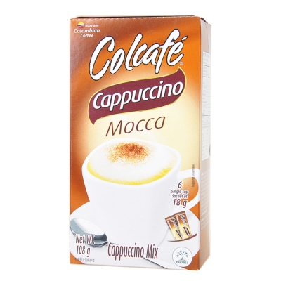 Colcafe Cappuccino Mocca 108g