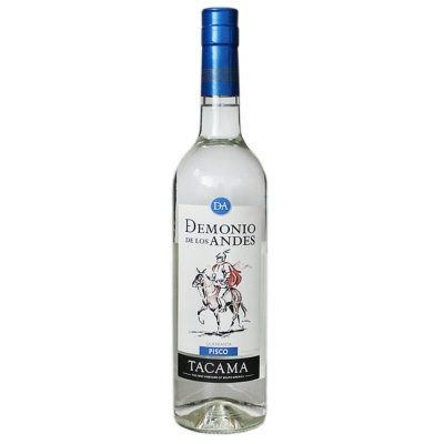 Demonio De Los Andes Pisco 700ml