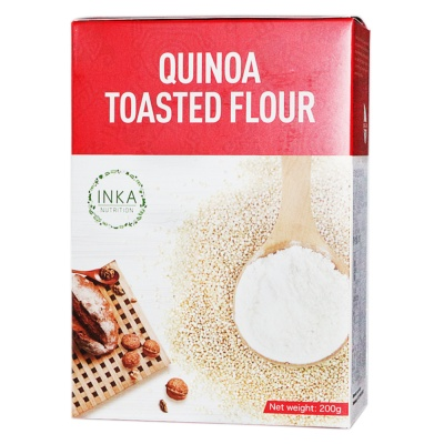 Inka Nutrition Quinoa Toasted Flour 200g