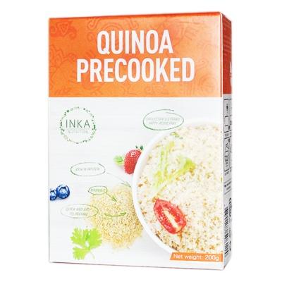 Inka Nutrition Quinoa Precooked 200g