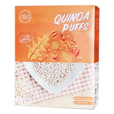 Inka Nutrition Quinoa Puffs 125g