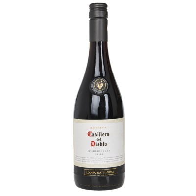 Casillero Del Diablo Shiraz 750ml
