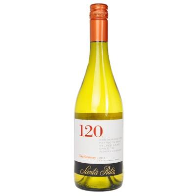 桑塔丽塔120莎当妮干白葡萄酒 750ml