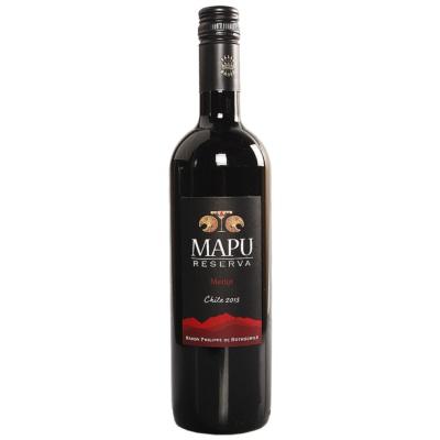 大地珍藏美乐红葡萄酒 750ml