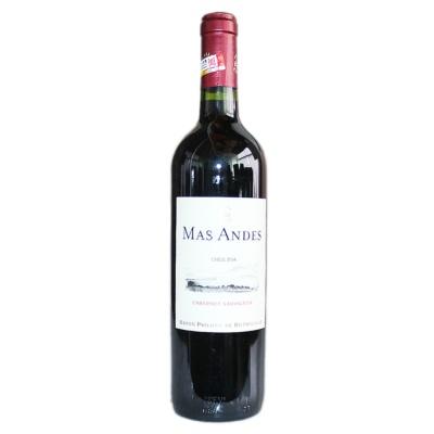 罗斯柴尔德男爵玛安蒂赤霞珠红葡萄酒 750ml