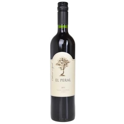 EL Peral Dry Red Wine 750ml