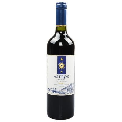 Astros Merlot Dry Red Wine 750ml