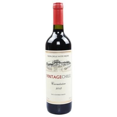 Vintage Chile Carmenere Red Wine 750ml