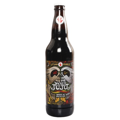 Left Hand Wicked JuJu Imperial Ale 650ml