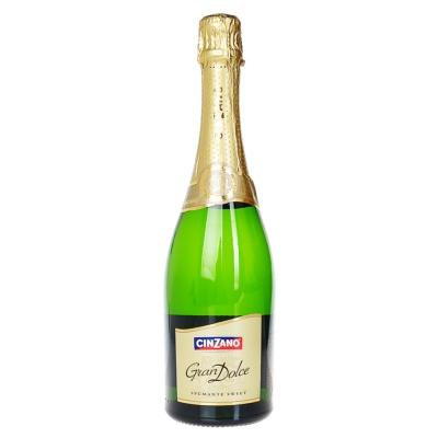 Cinzano Gran Dolce Sparkling Wine 750ml