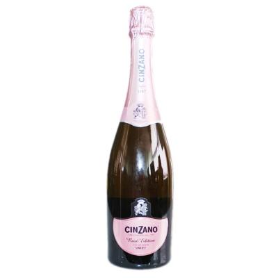 Cinzano Rose Sweet Sparkling Wine 750ml