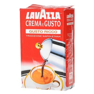 Lavazza Gusto Ricco Coffee 250g