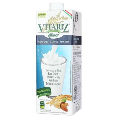Vitariz Organic Rice Drink Almond 1L