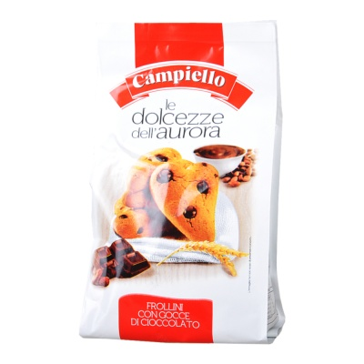 Campiello Chocolate Flavor Biscuits 350g