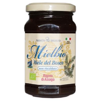 Rigoni Di Asiago Mielbio Italian Organic Forest Honey 300g