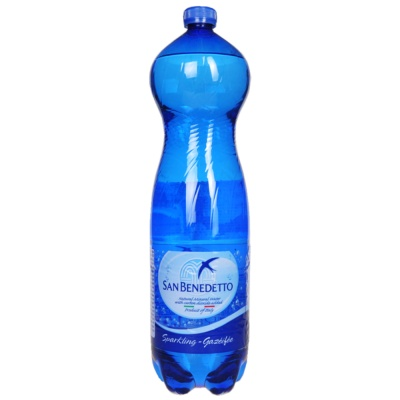 San Benedetto Sparkling Natural Mineral Water 1.5L