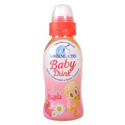 San Benedetto Baby Drink Strawberry Flavor 250ml